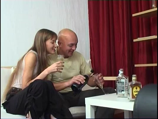 Skinny Russian Sodomy With An Older Dude