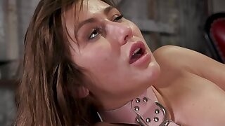 Paige Owens stays alone with Chanel Preston who nails tushy